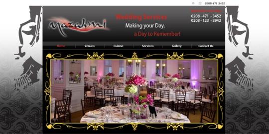 Mazahmi Wedding Service